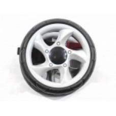 Колёсный блок для колясок Ф169 передний тормозной