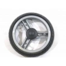 Колесо для колясок Ф265 пластиковое