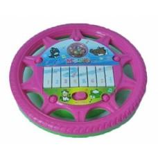 Руль-орган музыкальный, колесо, пакет 2582