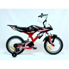 "Велосипед 16"" Moto Bike"