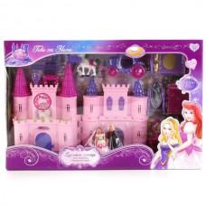 Замок для кукол свет, звук, мебель SG-2979 в кор. B1330367