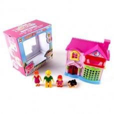 Дом для кукол свет, звук KB99-9 в кор. B1526893