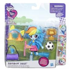 My Little Pony. Equestria Girls мини-кукла с аксессуарами, в ассортименте B4909EU4
