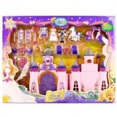 Замок для кукол свет, звук, мебель SG-2956 в кор. B922848
