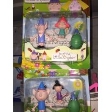 Кукла Ben & Hollys блистер