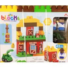 Конструктор Blocks 42 детали 6921