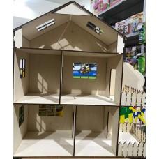 Кукольный домик Д-4