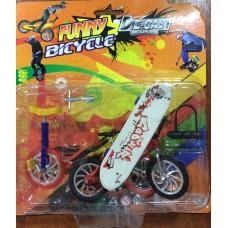 Finger sport: Bike + Скейт + Моноцикл 86H-2B 0086H-2B