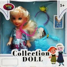 """Кукла """"Collection Doll"""" Виктория набор Gl-6166"""