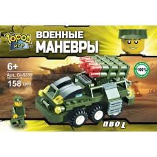 """Конструктор SuperBlock """"Военные маневры"""" ПВО L Gl-6289"""