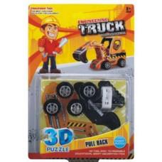 "Конструктор ""3D Action Puzzle"" Грузовик NEW HY2613A-PRQ"