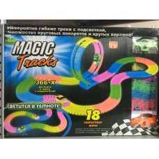 Magic Track PT-366 18 скор. дорог, неон.