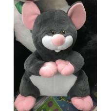Мышка Илли 40 см