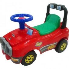 Каталка автомобиль Джип (красный) 62857