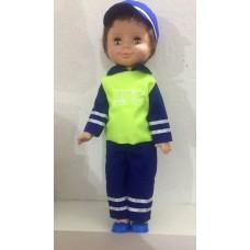Кукла больш. Инспектор