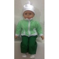 Кукла больш. Младенец Егорка озв