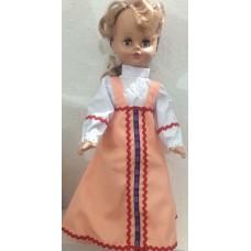 Кукла больш. Варенька