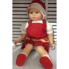 Кукла больш. Младенец Вероничка