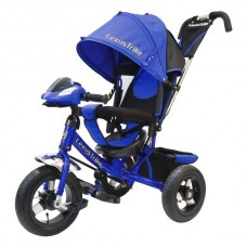 Велосипед 3-х колёсный Lexus Trike 950 синий 12/10 надув. 810