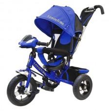 Велосипед 3-х колёсный Lexus Trike 950 Blue 12/10 Air 810