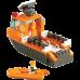 Конструктор Спасательный катер 78 дет. M38-B0101
