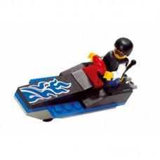 Конструктор Скоростная лодка 32 дет. M38-B0115