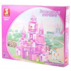 Конструктор Замок принцессы 472 дет. M38-B0152