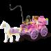 Конструктор Карета принцессы 99 дет. M38-B0239