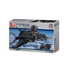 Конструктор Истребитель F-35 252 дет. M38-B0510