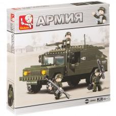 Конструктор Хаммер сухопутных войск 191 дет. M38-B9900