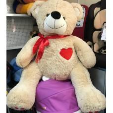 Медведь с сердцем (большой)