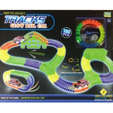 Magic Track PT-150 11 скор. дорог,неон.тунель,мост