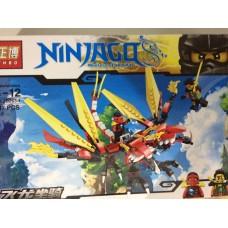 Конструктор Ninjaga 247 детали ZB263-1