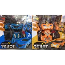 Трансформер Робот Evolution W6699-42