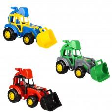 "Трактор-экскаватор ""Мастер"" 35318"