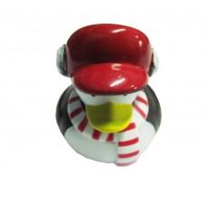 Резиновый Утенок: Красная кепка S XY-HG035