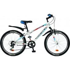 """Велосипед 24"""" Novatrack Extreme 6 ск 1ам."""