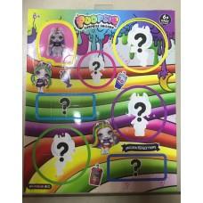 Набор игрушка + слайм 6 сюрпризов MK-9068