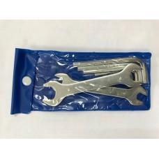 Набор ключей KL-7007