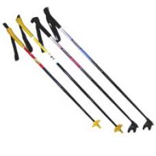 Палки лыжные 150 см STC стеклопластик