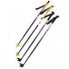 Палки лыжные 170 см STC стеклопластик