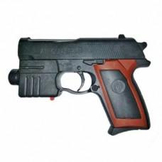 Пистолет мех., фонарь, 125мм, пакет Es2071-M908A
