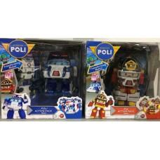 Трансформер Робот-машина AP (4 персонажа)