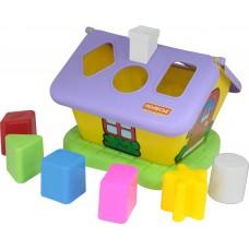 Садовый домик (в сеточке) 3354