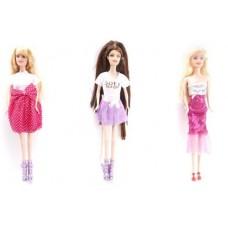 Кукла Fashion girl 29см, в ассорт., пакет 9582A-158
