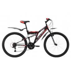"""Велосипед 26"""" Black One Phantom"""